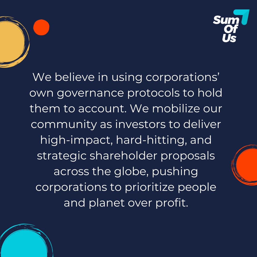 Shareholder Advocacy