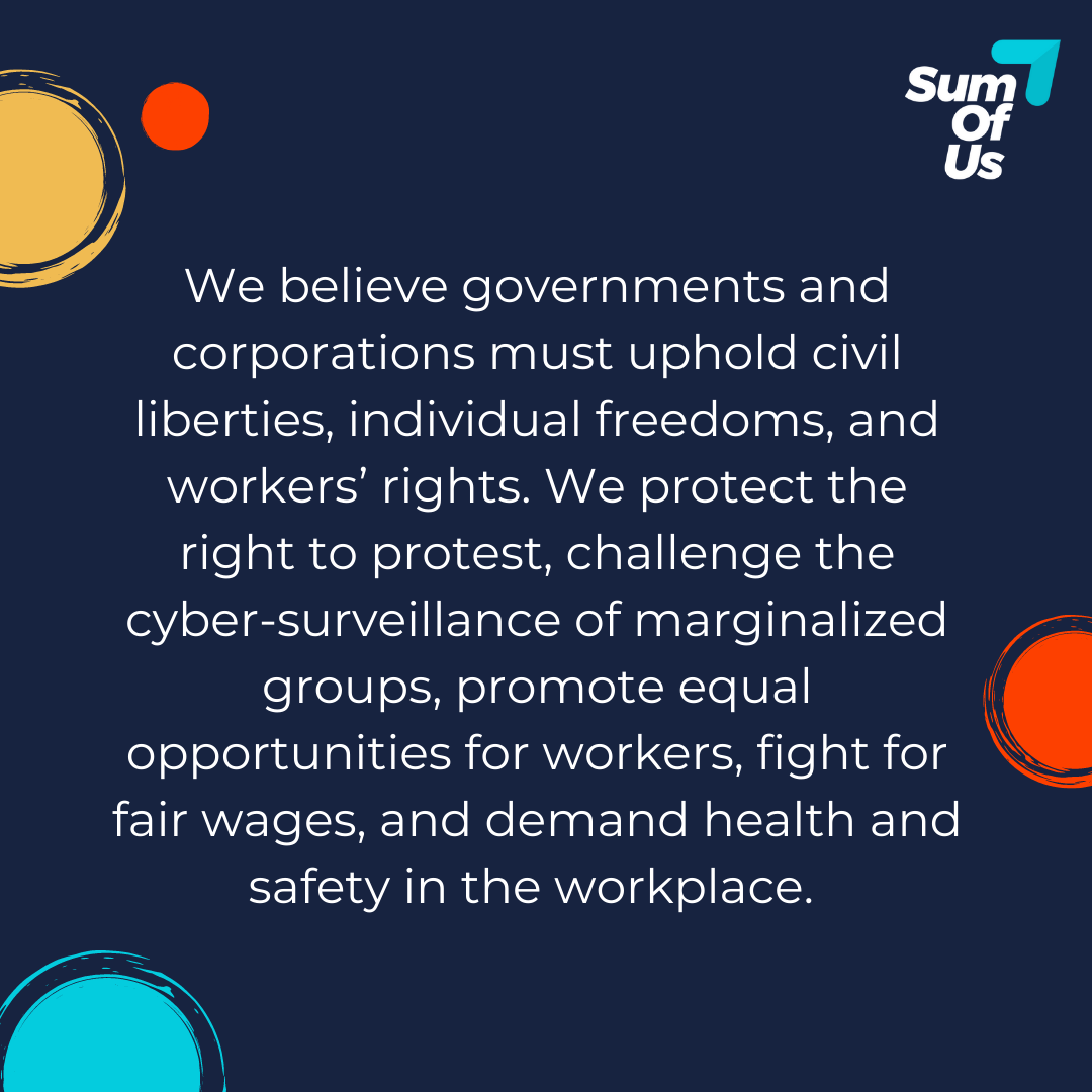 Human and Worker's Rights